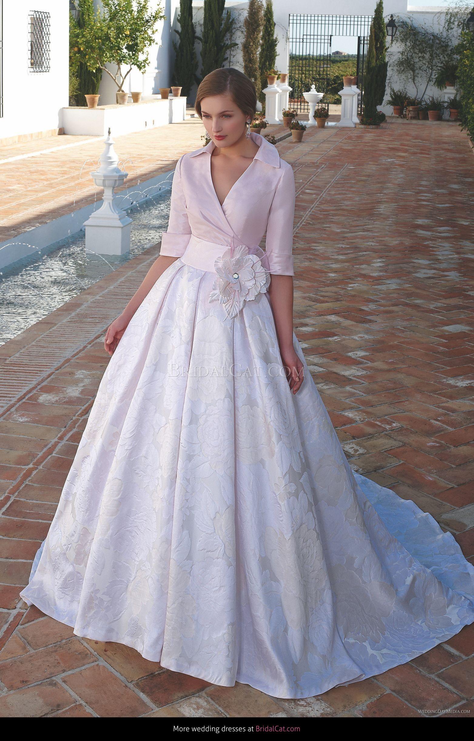 Wedding dress manu garcía mg bridalcat gwand