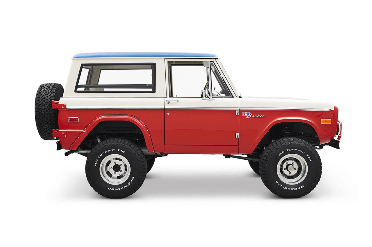 Silicon Valley Ford Bronco Classic Ford Broncos Classic Bronco