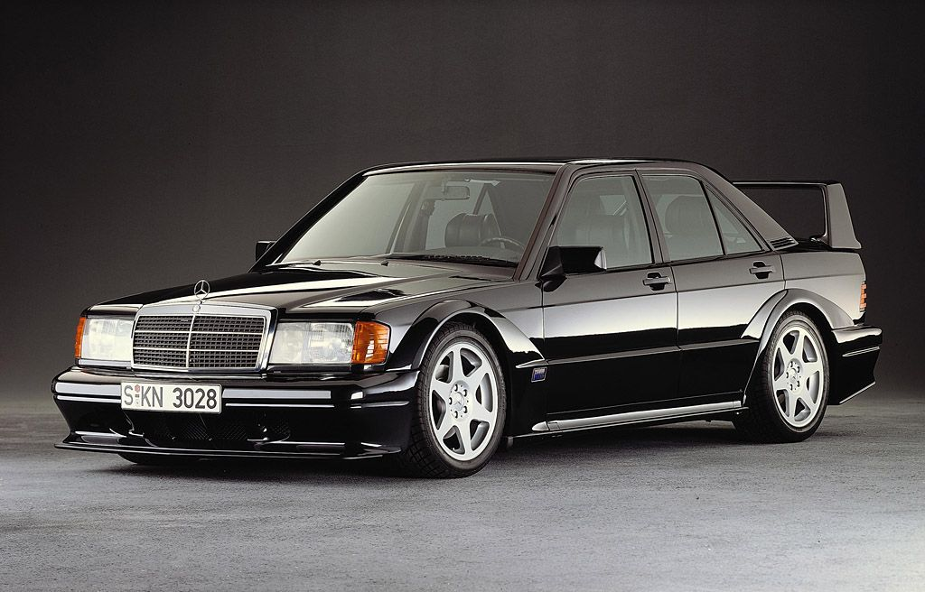 Mercedes Benz 190e 2 5 Evolution Ii 91 With Images Mercedes