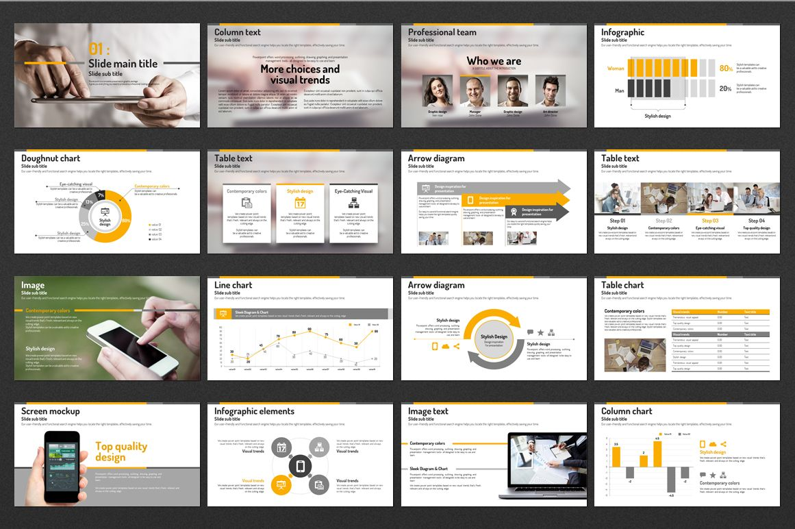 25 Best technology template powerpoint for June 2020