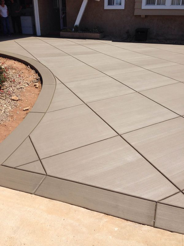 Images Of Stamped Concrete Patios: Image Result For Stamped Concrete Patio Diamond Pattern