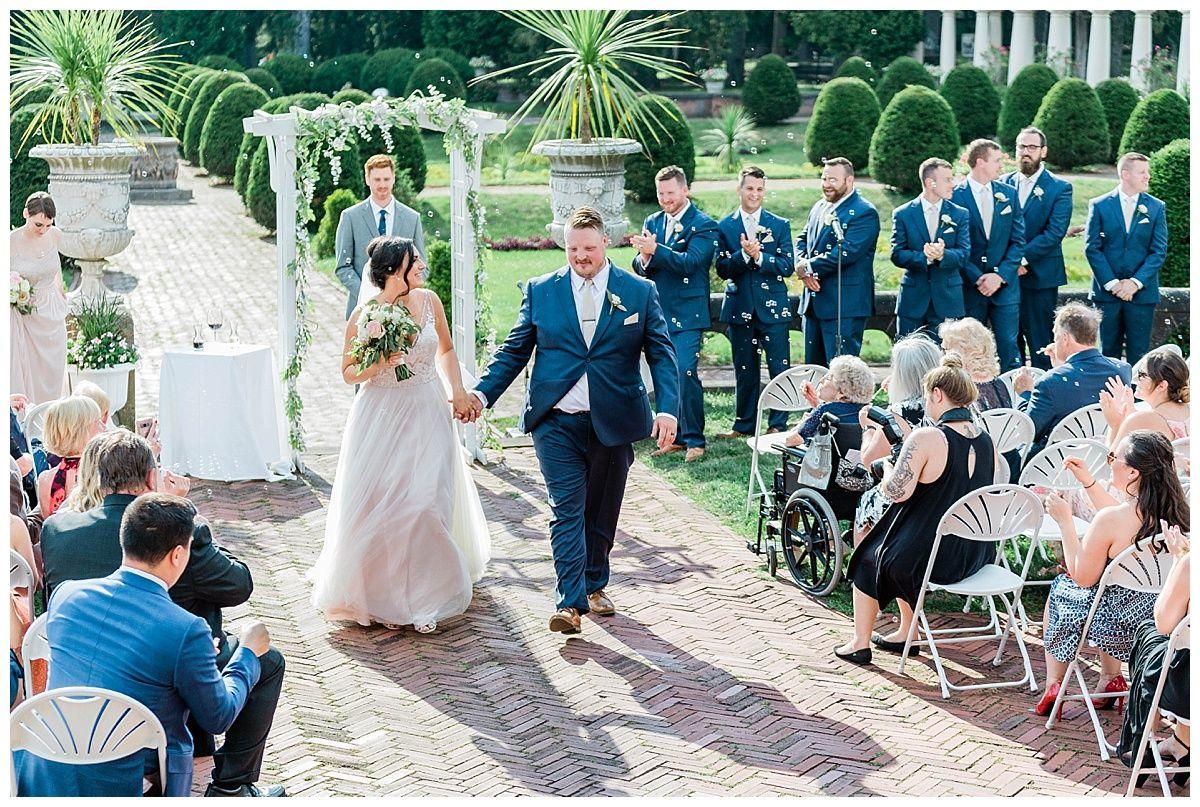 Rachel And Nick Sonnenberg Gardens Wedding 670 Jpg In 2020 Wedding Garden Wedding Beautiful Backdrops