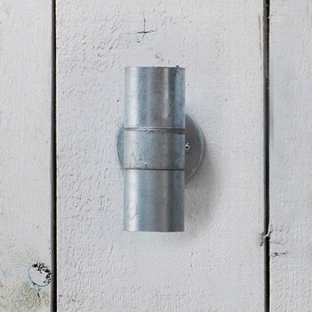 Bathroom Light Up Or Down st ives up-and-down wall light - wall lights & wall sconces