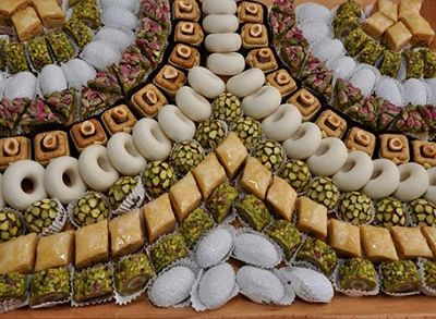 deco gateau tunisien