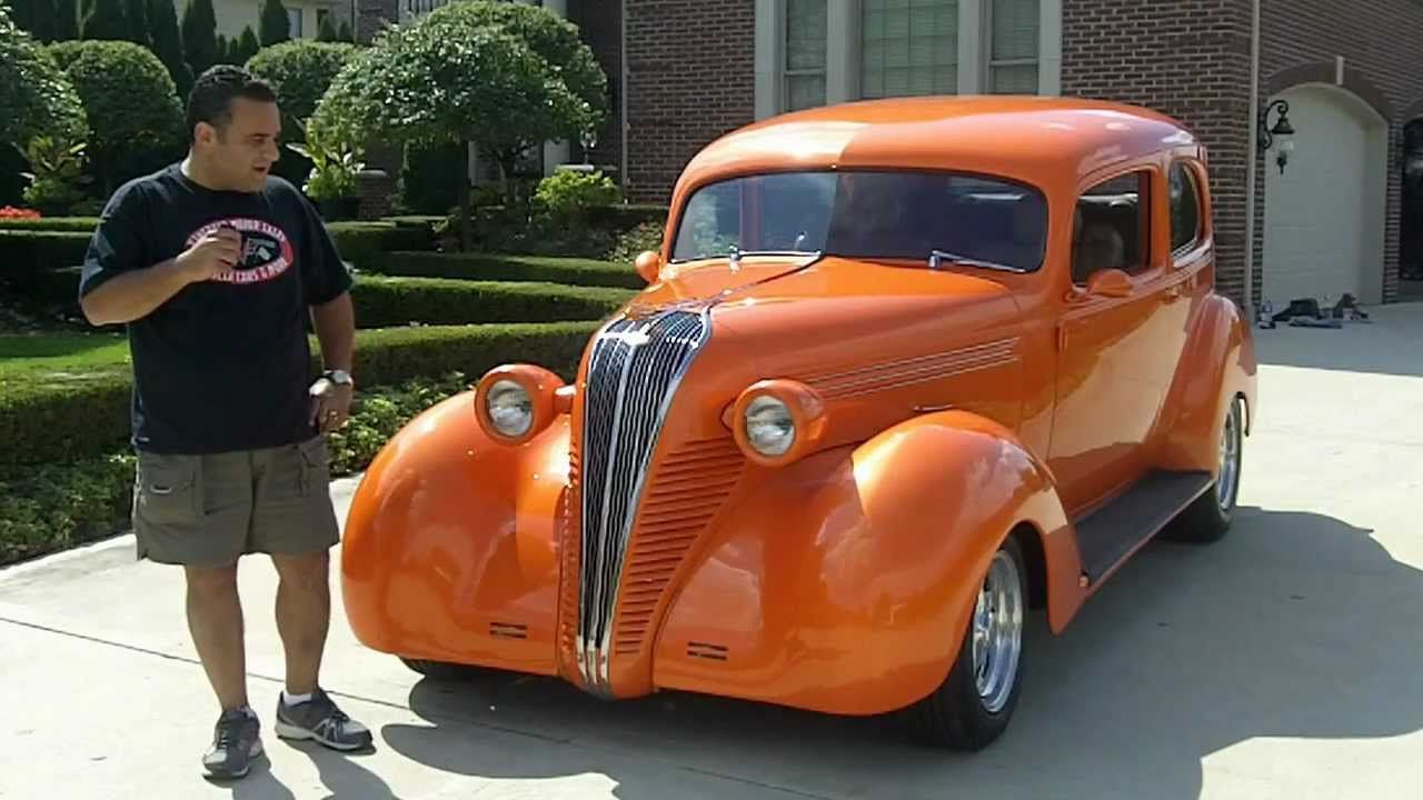 1937 Hudson Terraplane Street Rod Classic Muscle Car for Sale in MI ...
