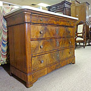 19th Century French Antique Louis Philippe Period Commode