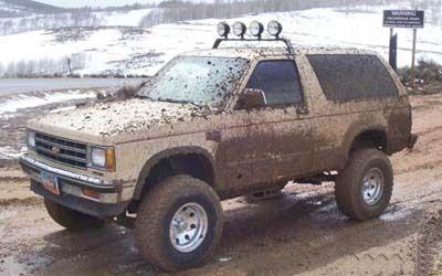 1985 S10 4x4 Blazer Chevrolet 4x4 Chevrolet Blazer Chevy Trucks