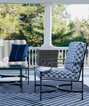 Ethan Allen Towson Outdoor Furniture