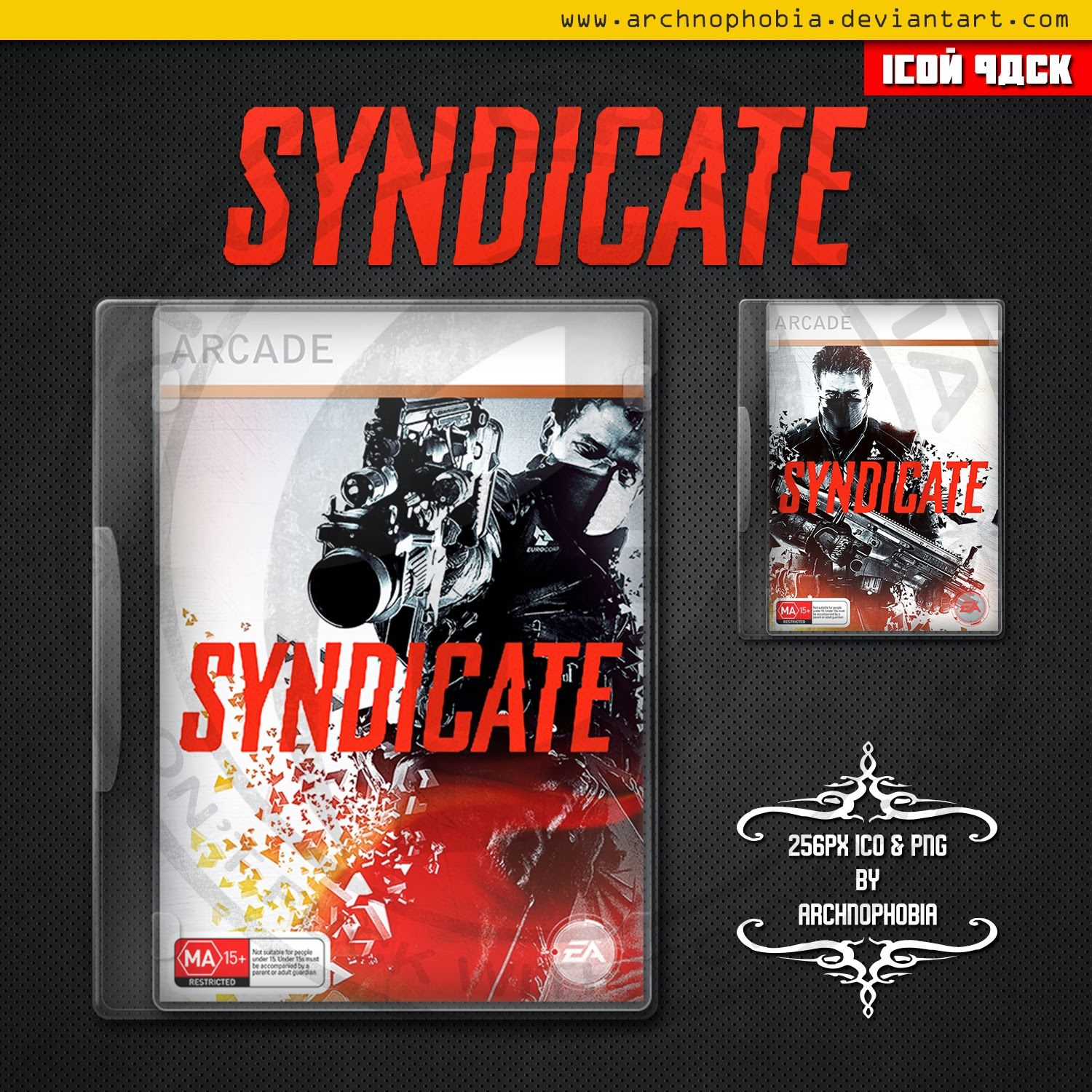 ArchnophobiA Syndicate (ICONS PACK) Syndicate, Icon