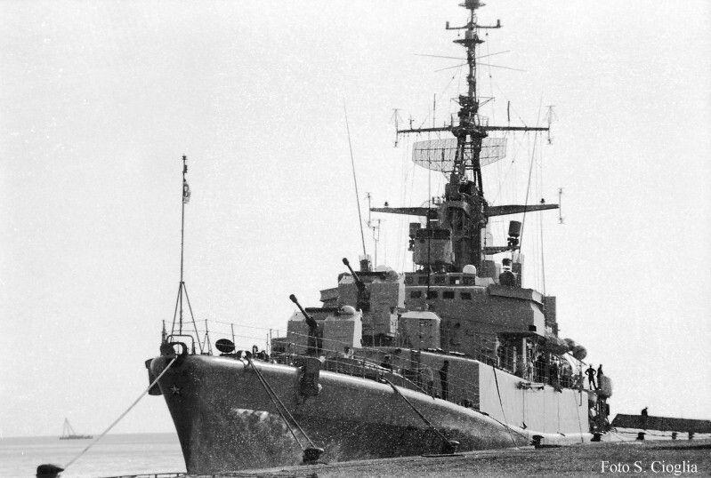 Fregata classe Bergamini