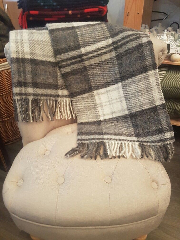 Tweedmill New Wool Throws Knee Rugs Newwool Blankets