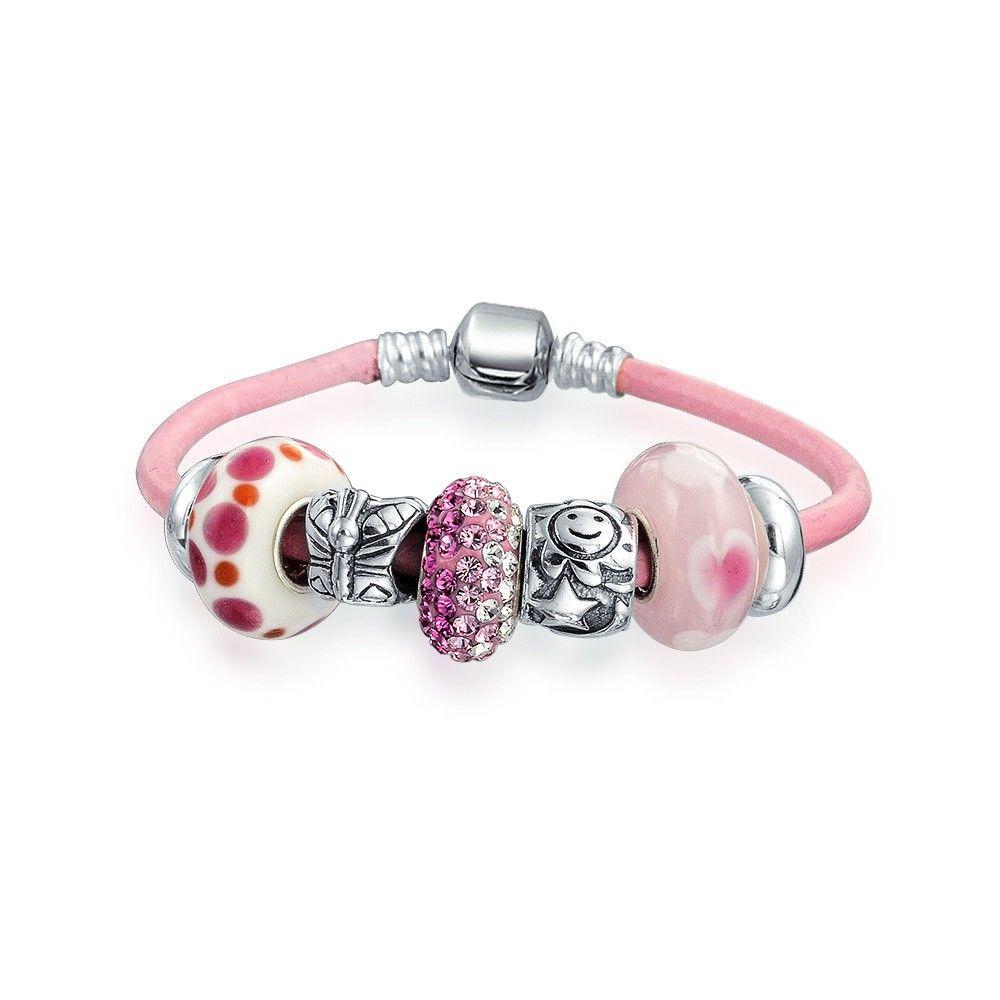 Sterling Silver Childrens Jewelry - Baby Bracelets, Kids Earrings ...