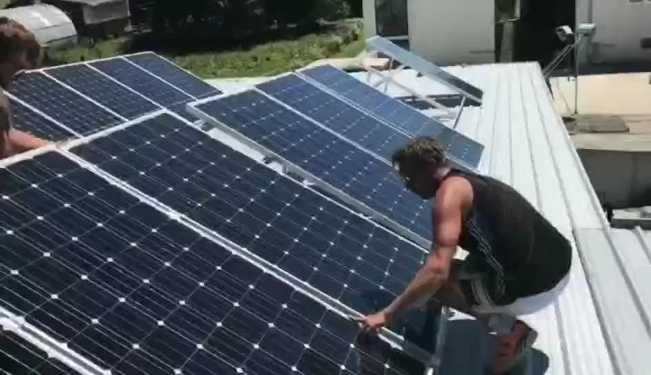Sunway Complete Set Solar Panels 1000 Watt Portable Solar Energy System 2kw With Best Price View Complete Set Solar Panels Sunway Product Details From Hefei Video Video In 2020 Solar