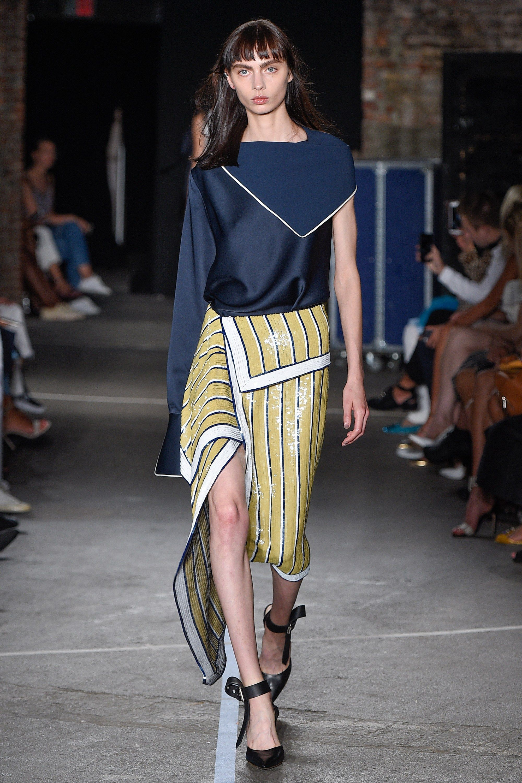 Monse Spring 2017 Ready-to-Wear Fashion Show - Tina Veshaguri