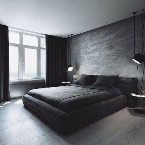 20 Modern Bedroom Decorating Ideas For Men Home