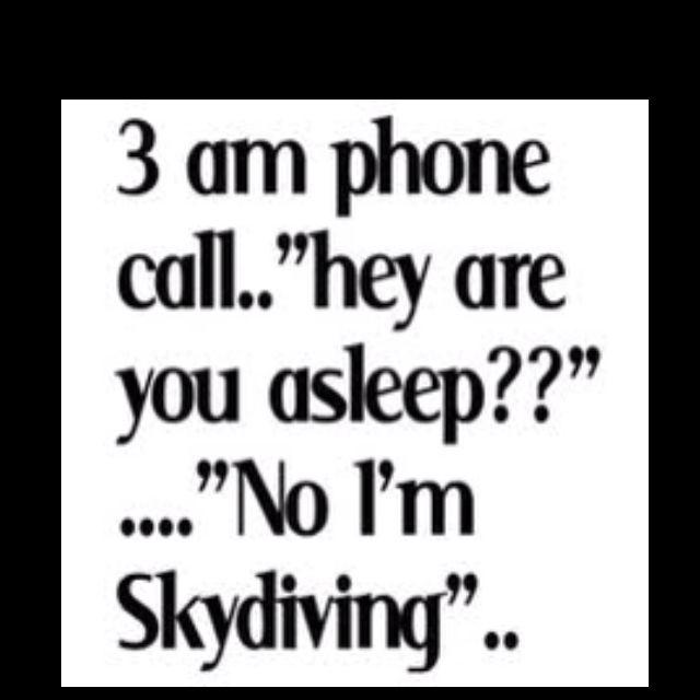 Are u asleep ???