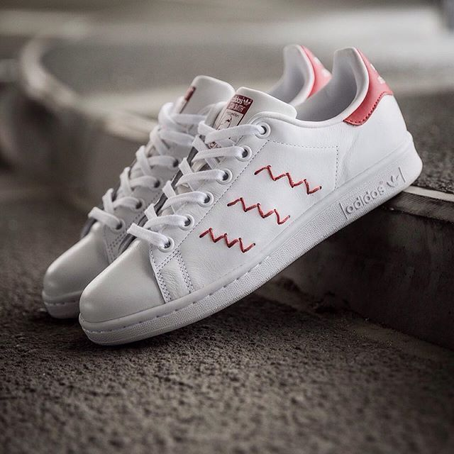 726e4fe6360f adidas stan smith uk exclusive zig zag pack superstar 80 s sneaker from   59.99