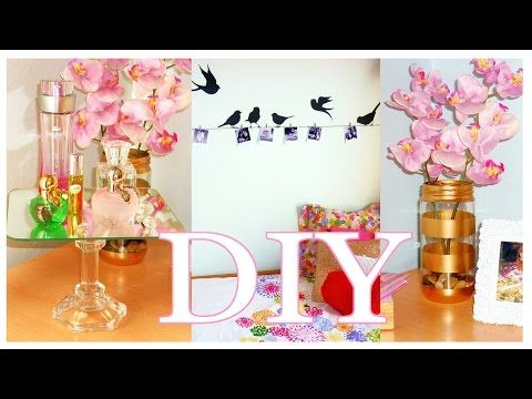 Good DIY ROOM DECOR ❤ Cheap U0026 Cute Projects | LOW COST Ideas!!   YouTube