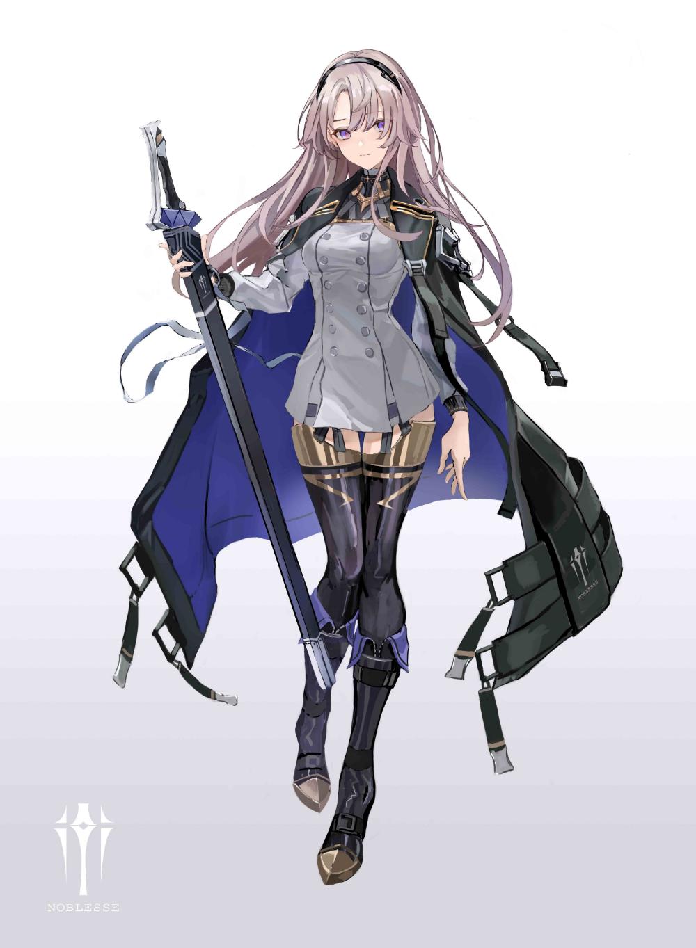 状 on Twitter Anime warrior girl, Anime character design