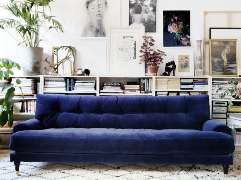 Something blue | Home sweet Home | Pinterest | Wohnzimmer ...