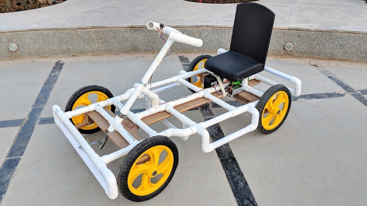 Buggy Board Schnur Pin On Pvc Pipe