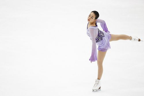 NHK杯のフリーは2位。総合3位に終わった浅田真央