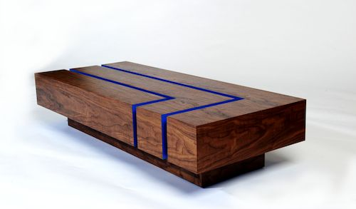 Attirant Modern Live Edge Coffee Tables And Furniture