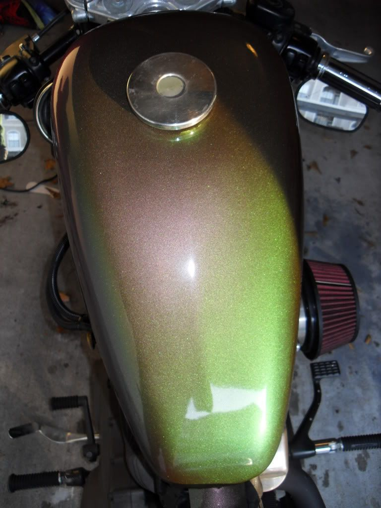 Harley davidson yellow paint colors 15 do it yourself chameleon harley davidson yellow paint colors 15 do it yourself chameleon paint job solutioingenieria Choice Image