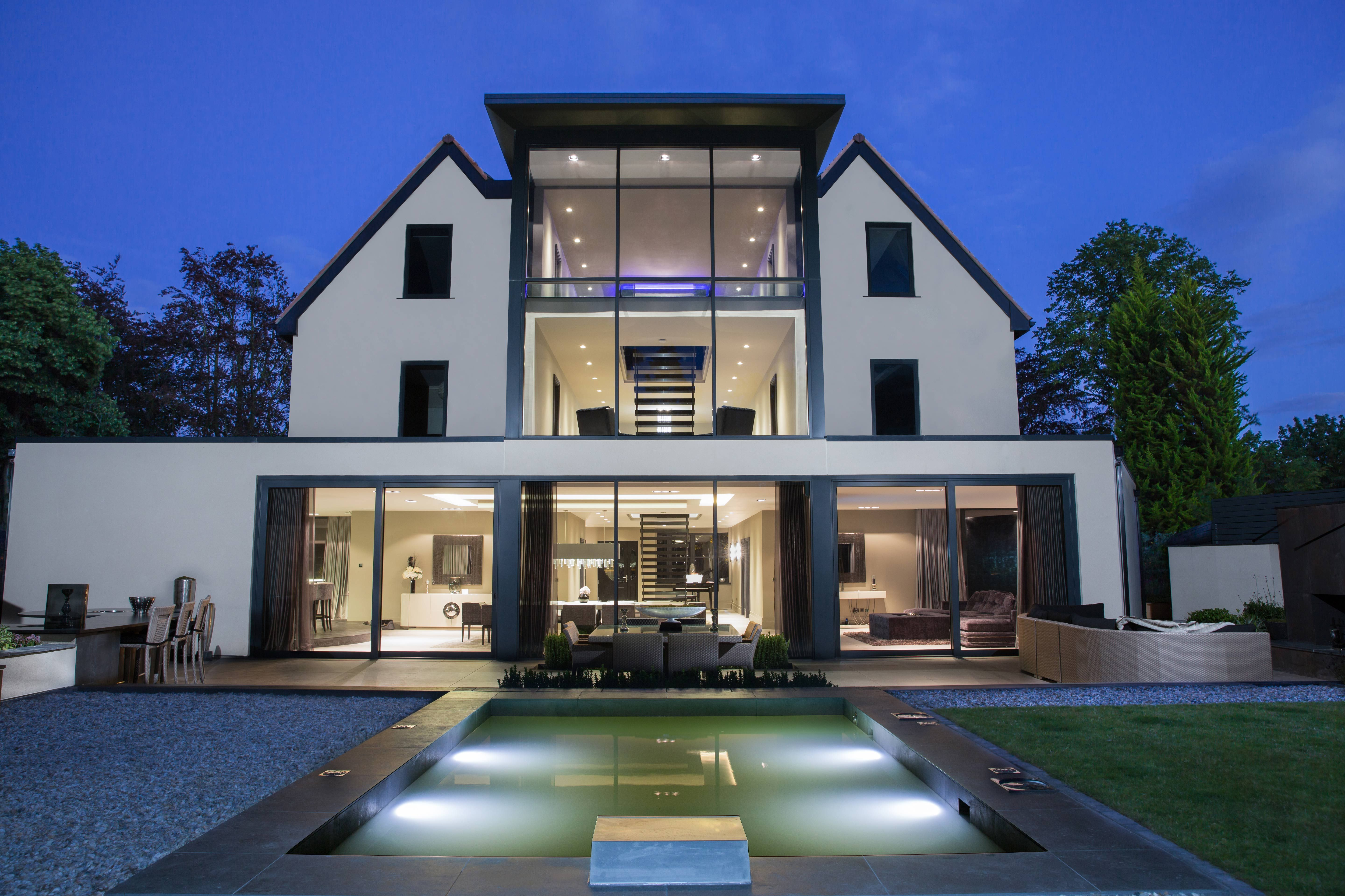 For Bespoke Sliding And Folding Door Systems With Glass Facades