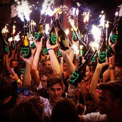 Image result for rich party