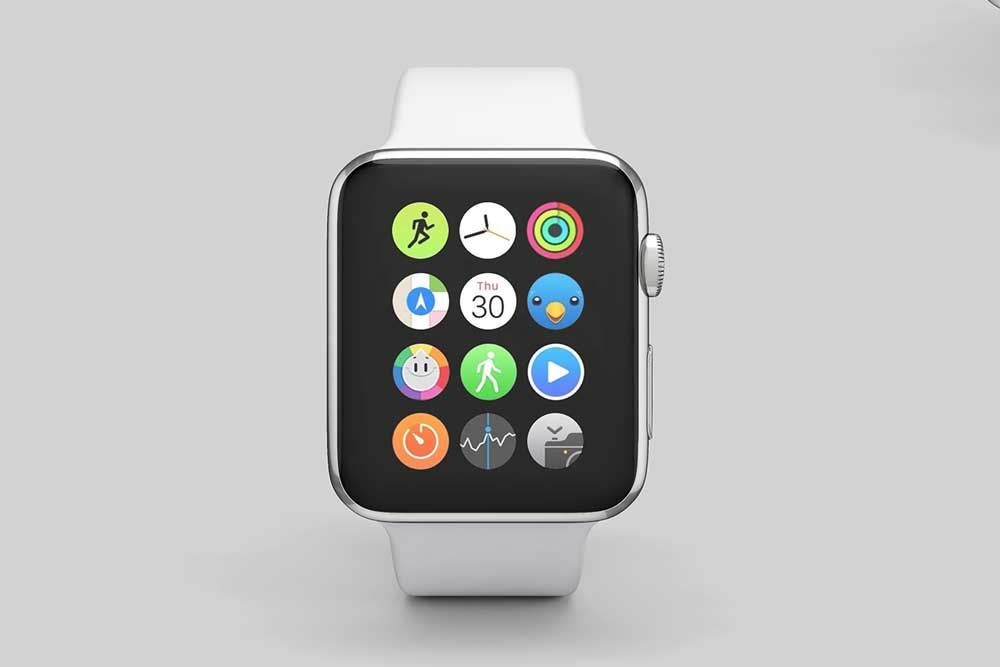 Apple Watch Mockup Apple Watch Mockup Apple Watch Apple Apple Products