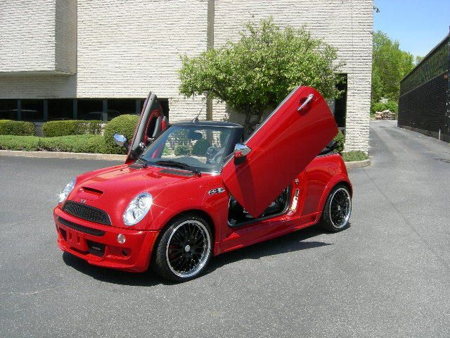 Image Result For Mini Cooper Convertible Red