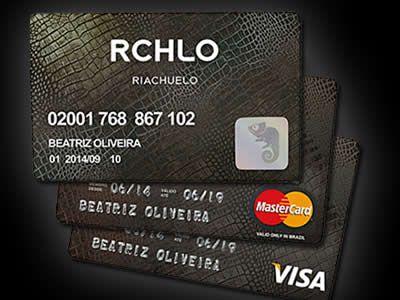 2 Via Riachuelo Online Midway Visa E Master Cartao Riachuelo