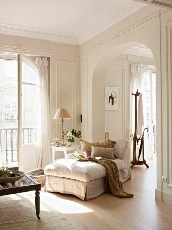 Idea arredamento con mobili in stile classico, soggiorno ...
