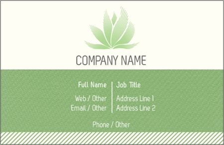 Vistaprint Forever Living Business Forever Living Products Business Card Template