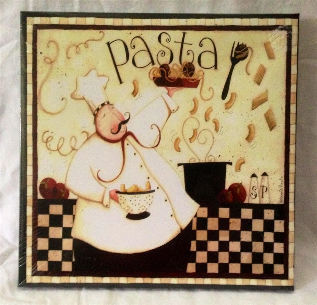 Italian Fat Chef Wall Decor | CHEF / повар | Pinterest | Wall décor ...