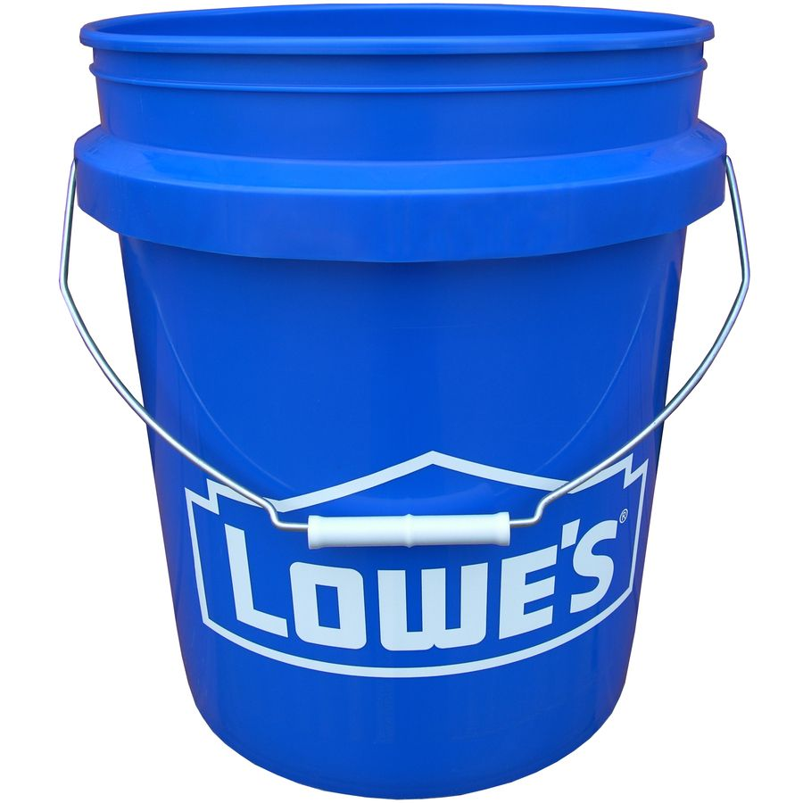 A Lowes Plastic Bucket Deffo Want One Of These Cheap 5 Gallon Buckets Bucket Compost Bucket