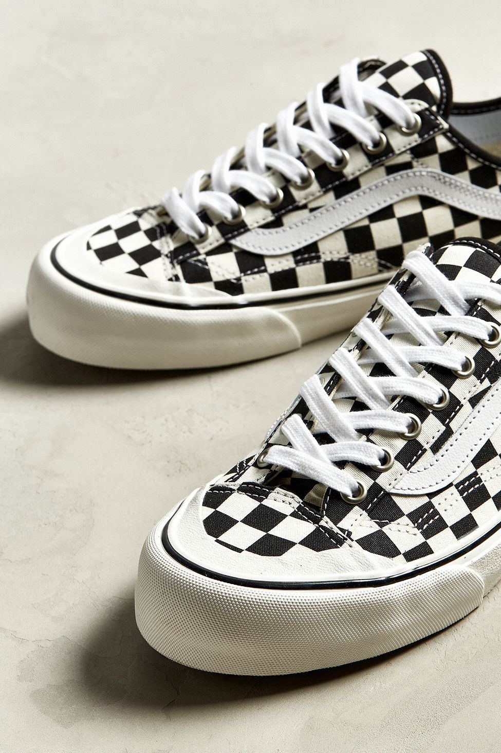 78ac713294 Urban Outfitters Vans Style 36 Decon Sf Checkerboard Sneaker - M 9 W 10.5  One Size