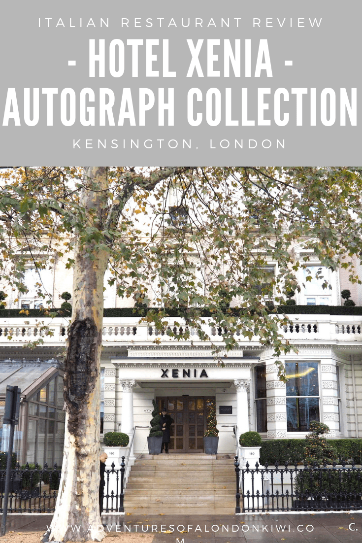Evoluzione Restaurant Hotel Xenia Autograph Collection With