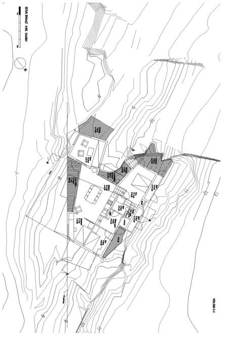 Photo of Planløsning: Byggeår: 2011. Størrelse: 84 m². Arkitekt: Sissil Gromholt, Pus…