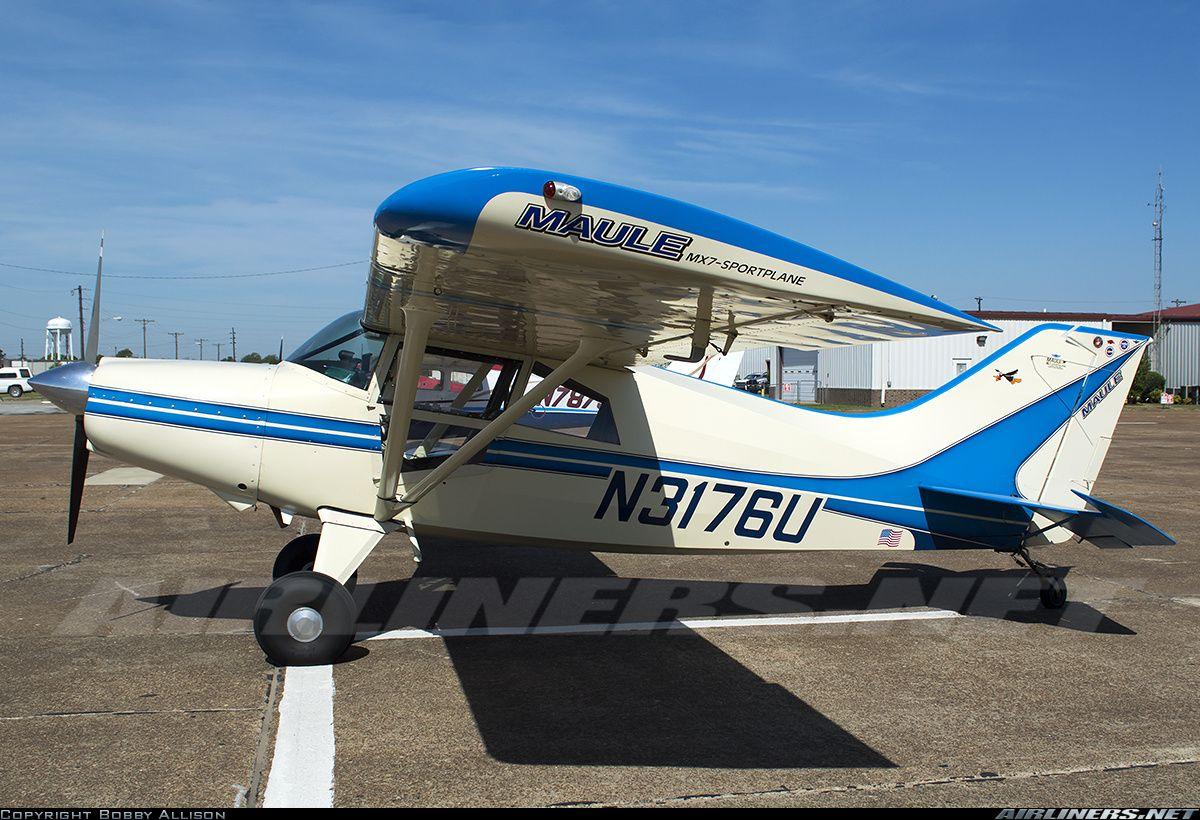 Photos Maule MX7160C Sportplane Aircraft Pictures