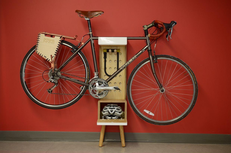 Accroche Velo dedans meuble pour vélo | meubles, velo cargo et rangement