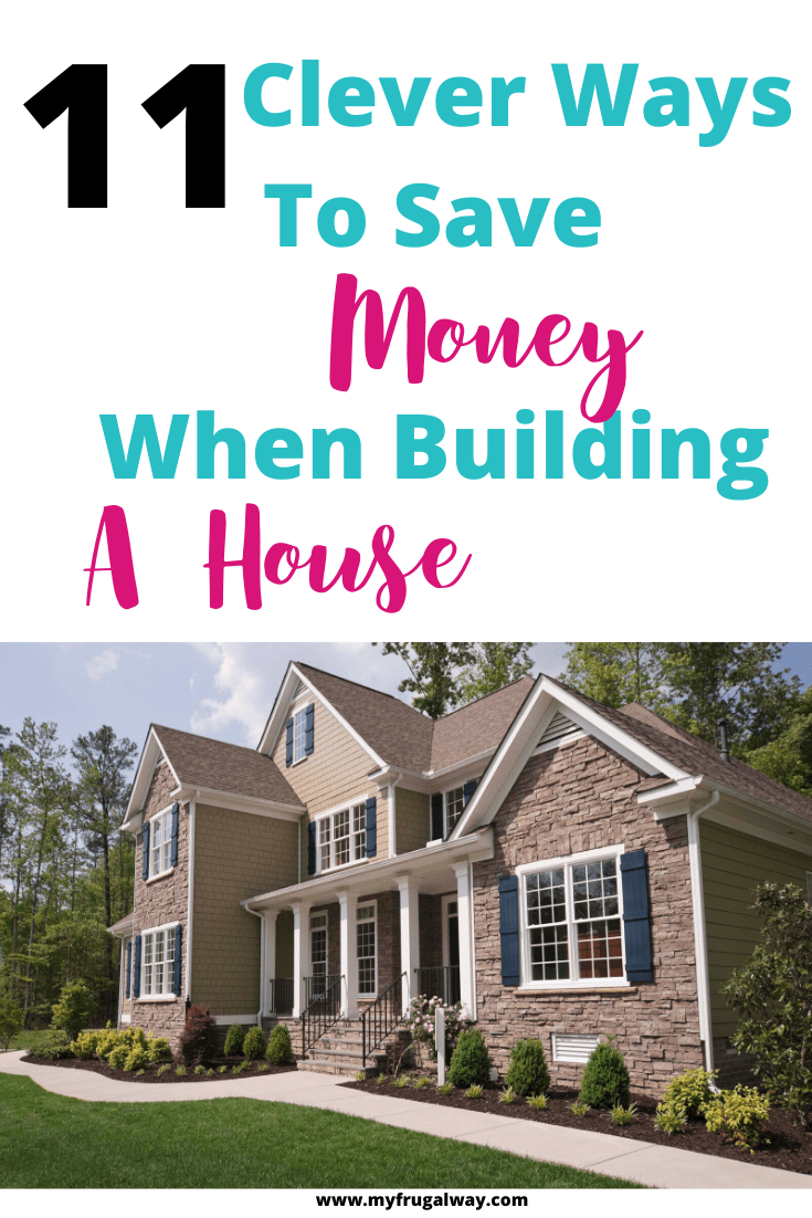 How To Save Money When Building A House Australia