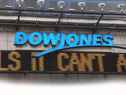 The Dow Jones Industrial Average was created by Dow Jones