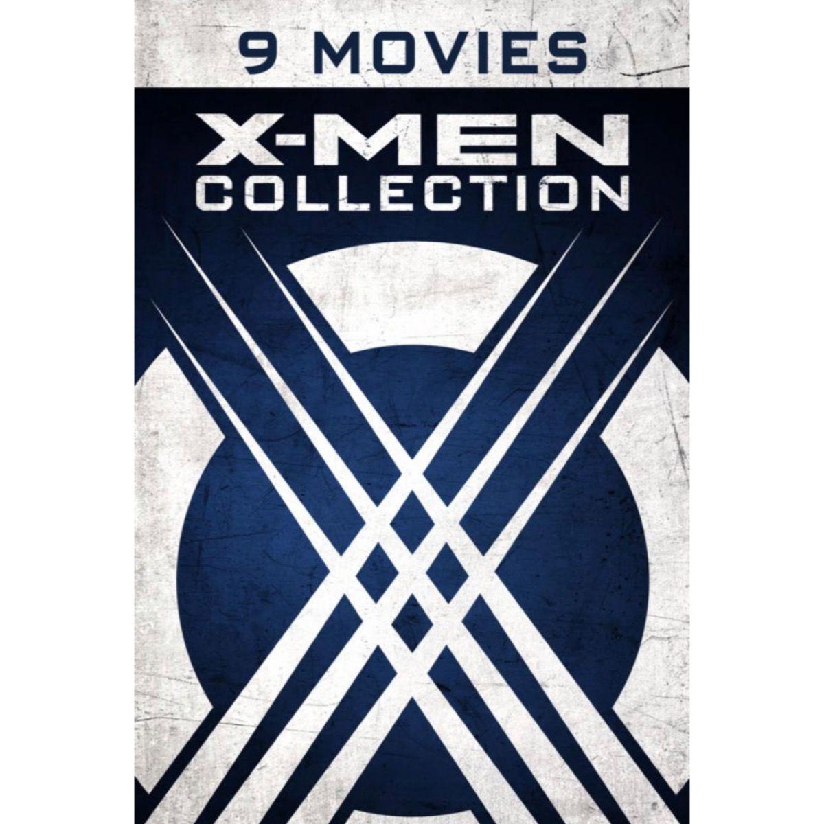 X Men Complete 9 Film Bundle 56 Off 59 99 9 Film X Men Film