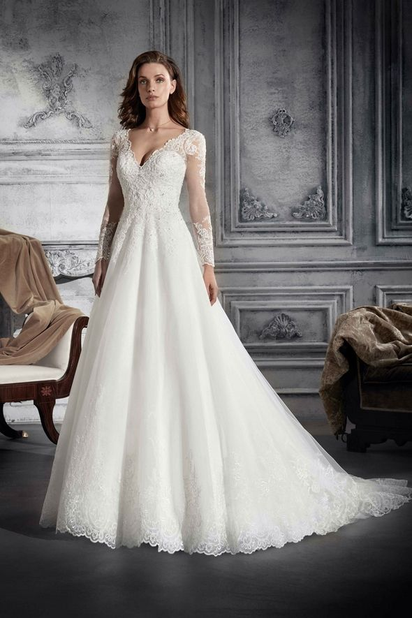Demetrios Collection Bridal Gowns - Style 737   Wedding Dresses ...