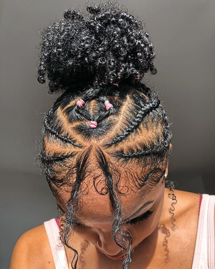 Kisha Carib sur Instagram  Click The Link In My Bio to see the Tutorial on this Hairstyle