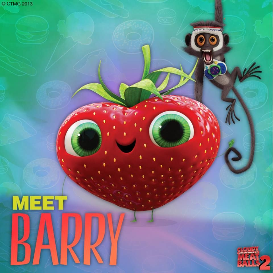 Pin de Qυεεи оf нεαятs\'♡ en Cloudy With A Chance Of Meatballs 1 & 2 ...