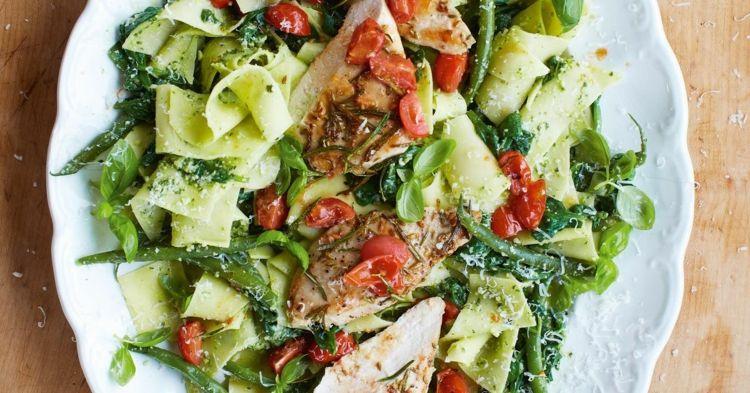 Jamie Oliver 15 Minuten Rezepte - 3 schnelle & einfache ...