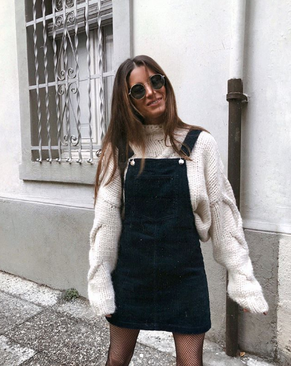 Found: Cute Overall Dress Outfits to Try for Fall – Fashion outfits